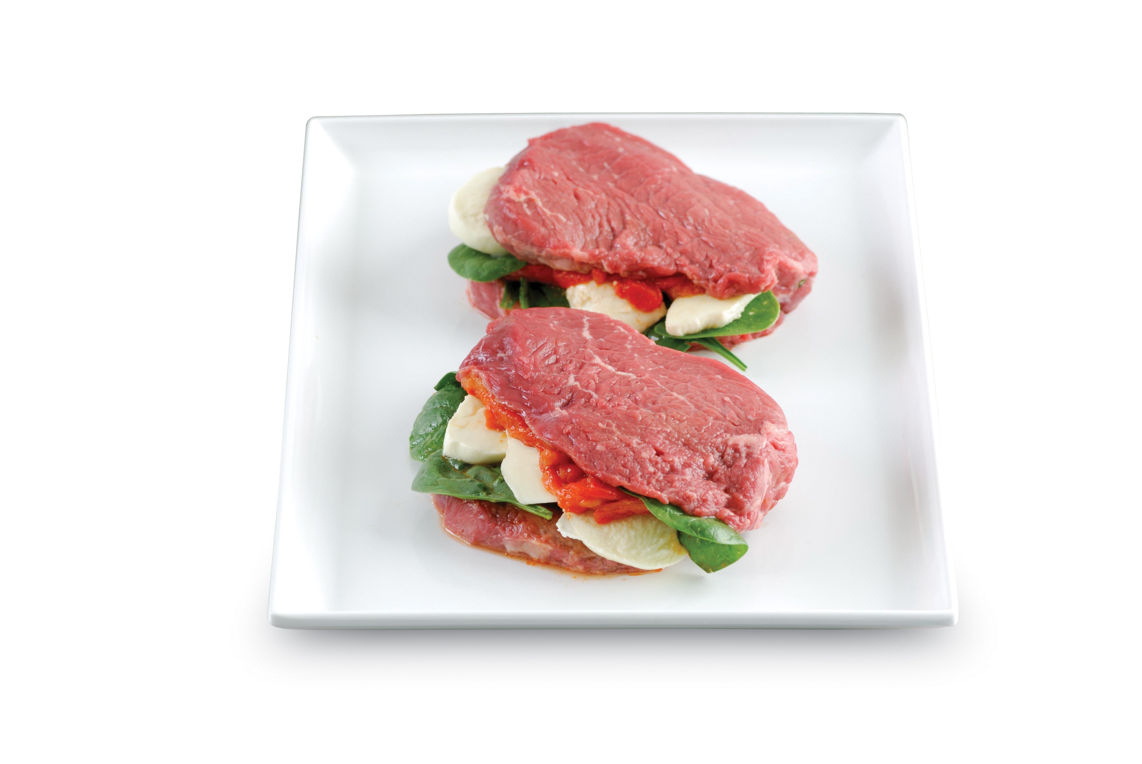 Bocconcini Beef Steaks
